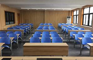 上海中学多媒体教室家具配套方案