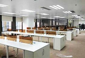 电子科技企业员工区、总经理室家具定制案例