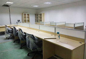小型创业公司办公家具设计方案2