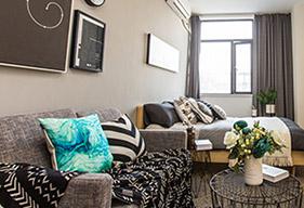 �L租公寓家具配套案例