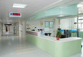 上海医院护士台家具定制案例