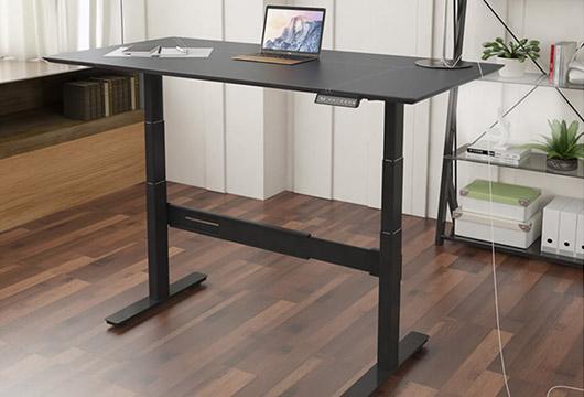 自动升降智能电脑桌