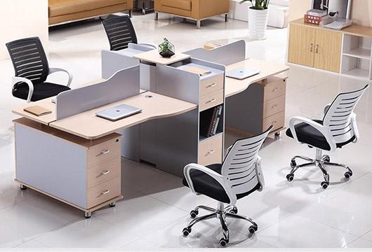 财务室办公桌-财务室办公桌尺寸