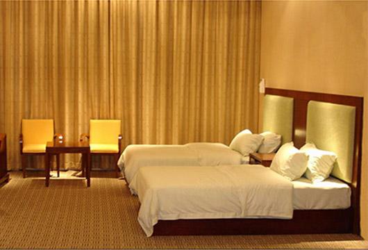 酒店标准间配置家具 快捷酒店家具 JD151103