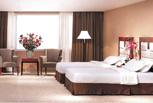 软包酒店家具 中档宾馆家具 JD151112