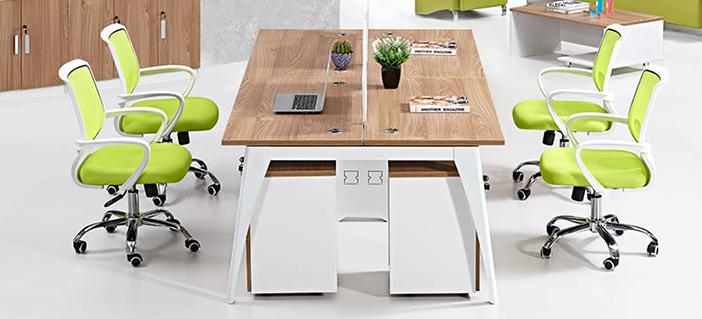 公司办公桌样式