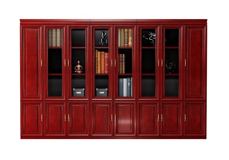 实木落地文件柜—落地文件柜木质—办公室落地文件柜