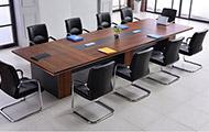 简约现代会客桌 板式时尚会议桌