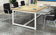 会议桌 长桌 简易工作台 员工桌子