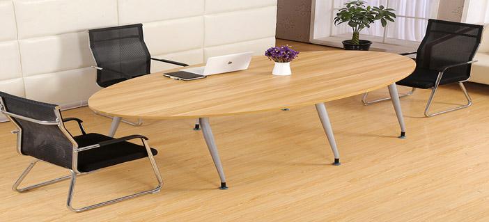 圆形特色会议桌样式