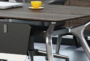 现代老板办公桌桌架