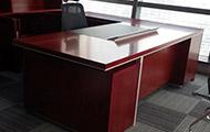 现代简约办公桌 总经理大班台 BT16040701