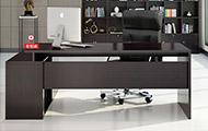 办公桌经理桌 简单办公桌 P形办公桌 现代时尚老板桌