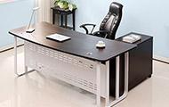 �r尚��s老板桌 新款板式�理�k公桌
