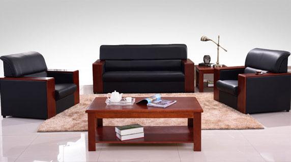 真皮办公沙发设计