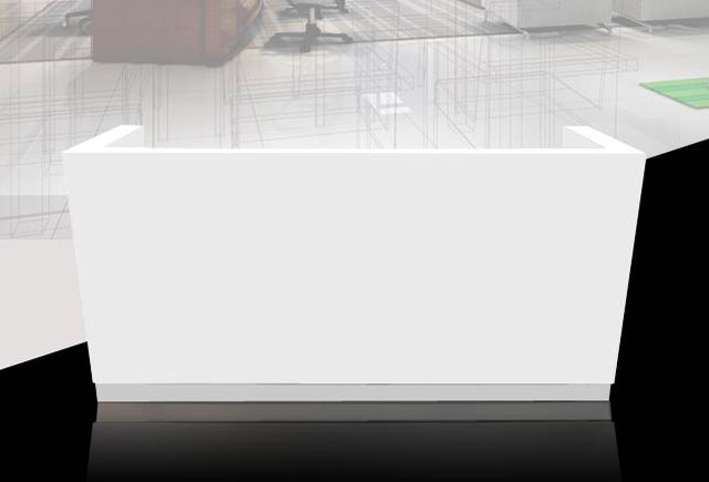 公司服务接待台—企业接待台—装饰公司接待台