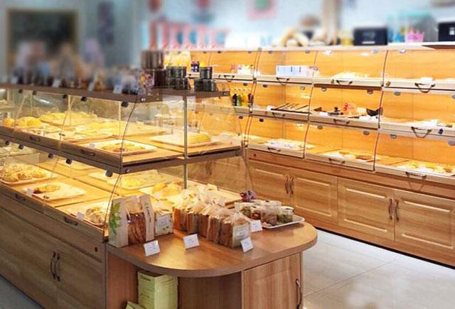 面包店陈列柜