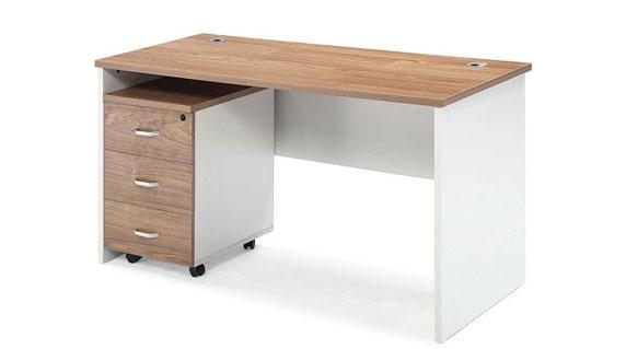 木质办公桌设计