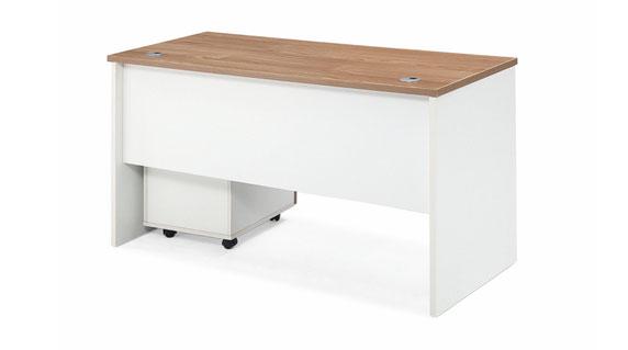 木质办公桌特点