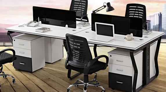 隔断办公桌设计