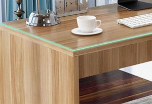 1米2办公桌直角设计