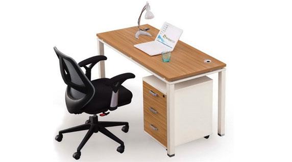 单人办公桌设计