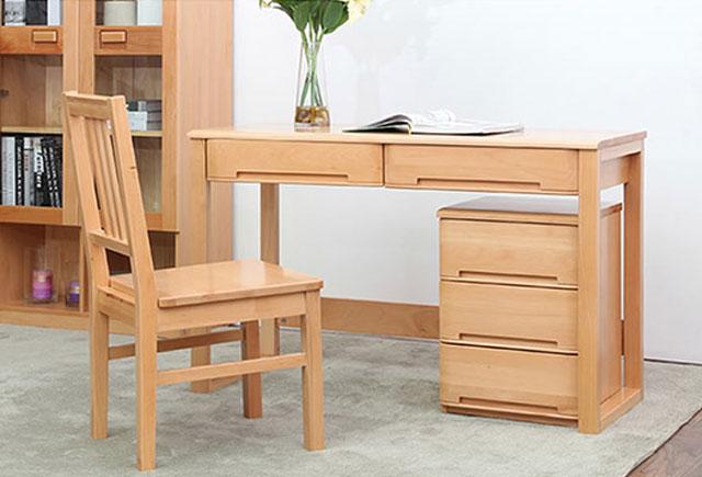单人写字台-办公桌写字台-单人写字台木质