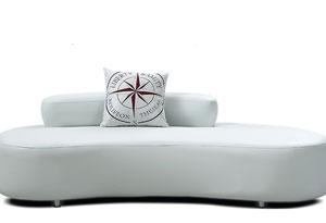 异形沙发靠背