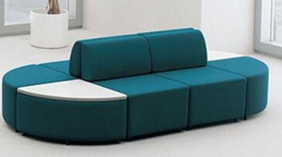拼接式异形沙发特点
