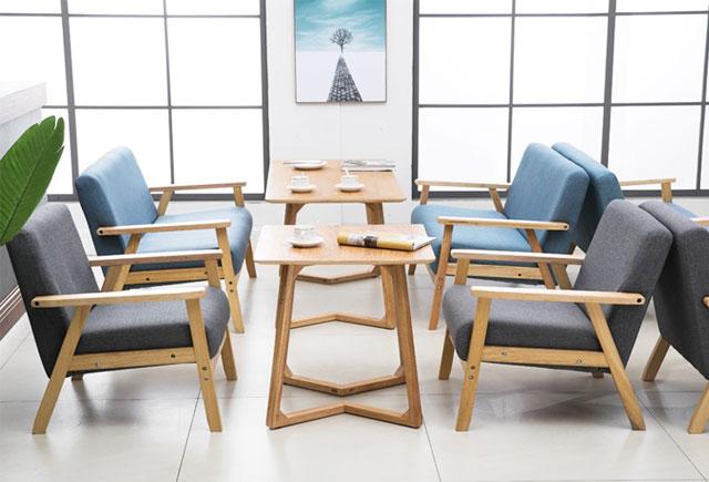 办公沙发桌椅