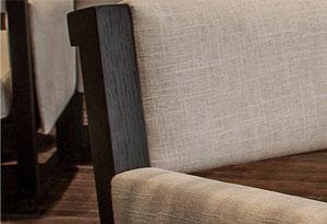 办公室商业洽谈桌椅木纹