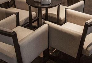 办公室商业洽谈桌椅造型