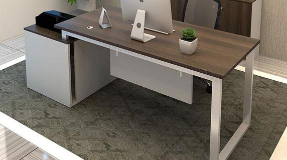 现代办公桌设计