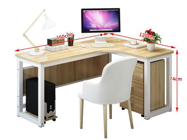 现代简约办公桌尺寸