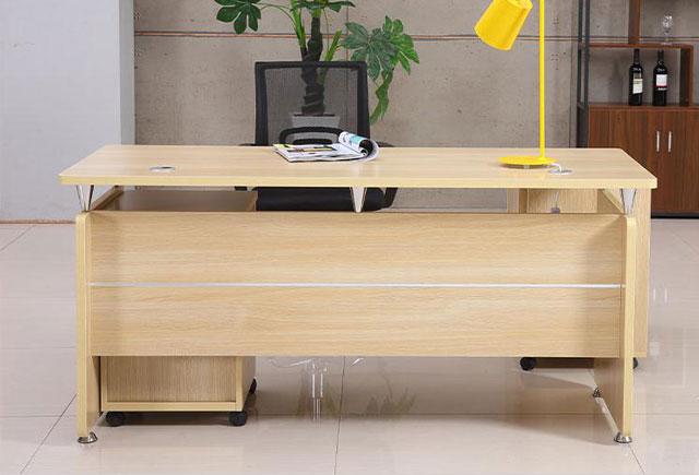 板式時尚經理桌 經理辦公桌 板式班臺經理辦公桌 辦公大班臺  老板桌 WBBT042