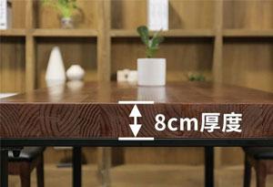 办公桌桌面厚度设计