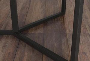 超稳固桌腿设计