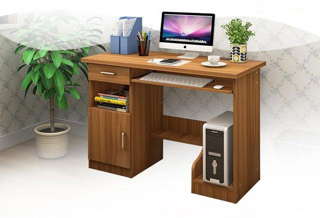 员工办公桌电脑桌—电脑桌办公桌—单人电脑办公桌