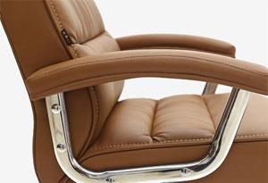 会议椅曲线扶手