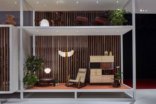 上海嘉定区办公家具展厅-品源办公家具