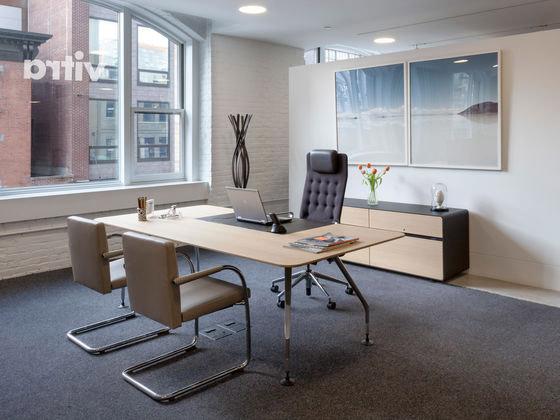 IT公司办公桌设计