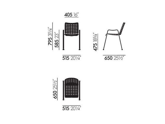 办公室会议椅尺寸
