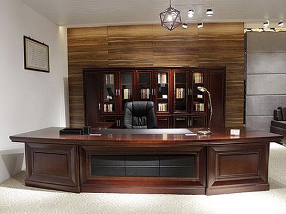 董事长室家具设计配套方案