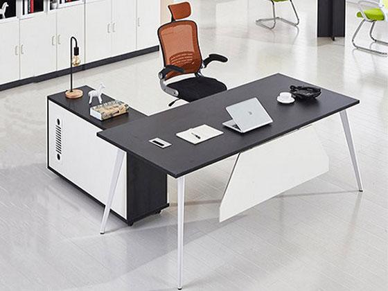 总经理室办公室家具设计配套方案