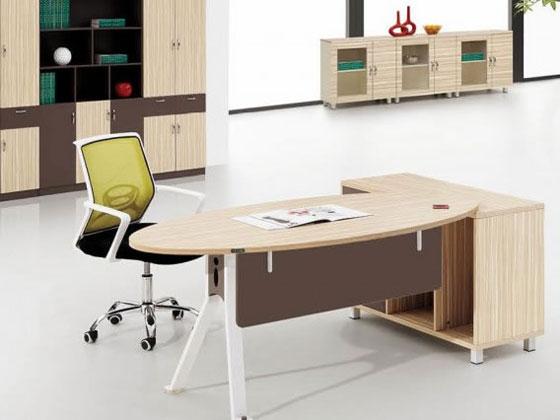 总经理办公室家具布置及CAD图