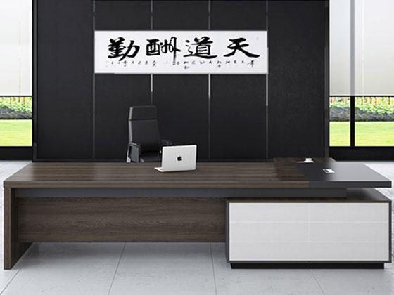 经理办公桌的常规尺寸总结