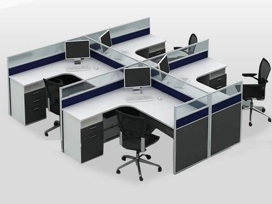 中型公司办公家具设计方案