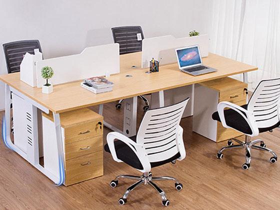 办公桌隔断设计方案