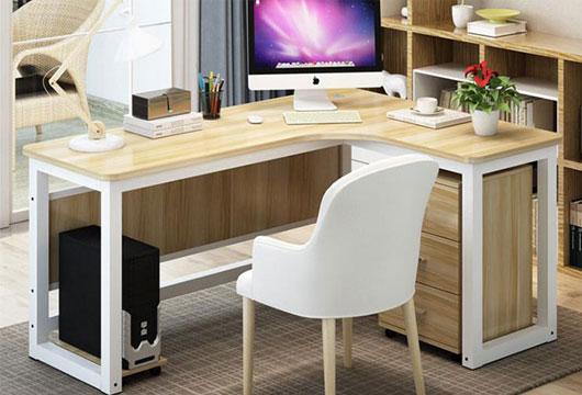 单人办公室办公桌