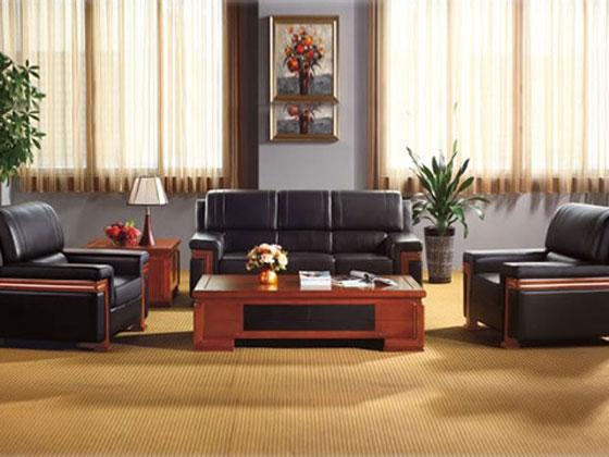 贵宾休息室办公家具设计方案